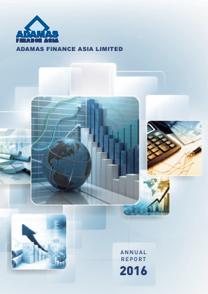 Adamas Finance Asia Ltd annual report 2016