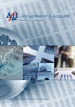 AFH Financial Group Plc annual report 2016