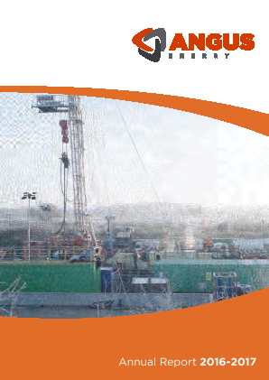 Angus Energy annual report 2017