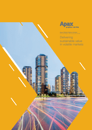 Apax Global Alpha Ltd annual report 2016