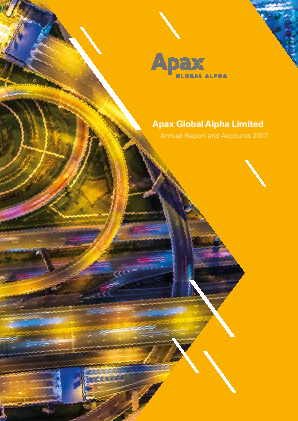 Apax Global Alpha annual report 2017