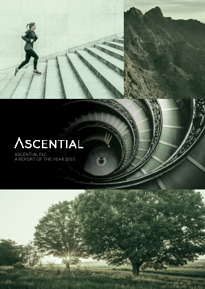 Ascential annual report 2016