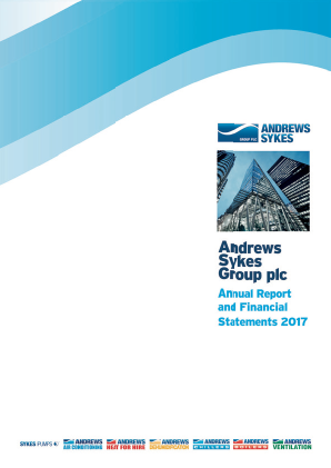 Andrews Sykes Group annual report 2017