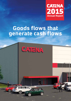 Catena annual report 2015