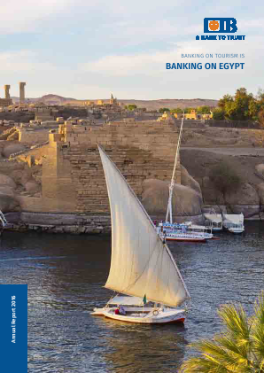 Commercial Intl Bank(Egypt) SAE annual report 2016