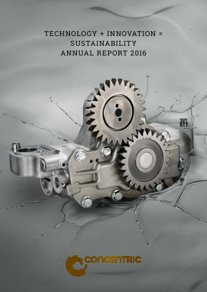 Concentric annual report 2016