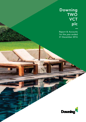 Downing Two VCT Plc annual report 2016