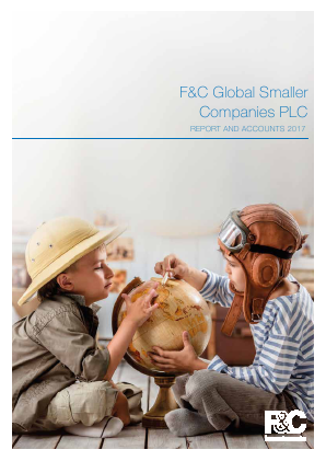 F&C Global Smaller Companies annual report 2017