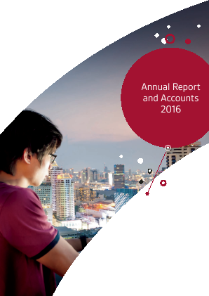 Gb Group annual report 2016