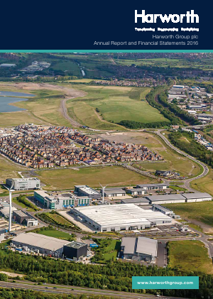 Harworth Group Plc annual report 2016