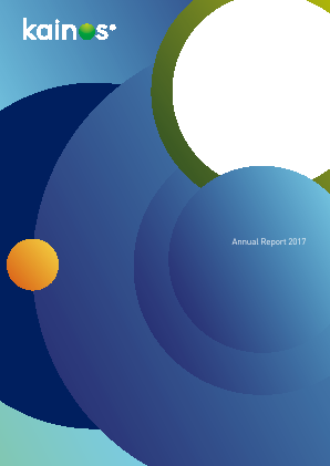 Kainos Group Ltd annual report 2017