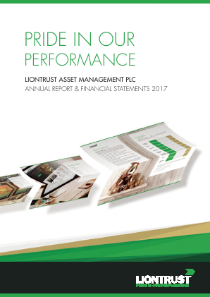 Liontrust Asset Management annual report 2017