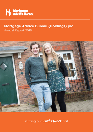 Mortgage Advice Bureau (Holdings) Ltd annual report 2016