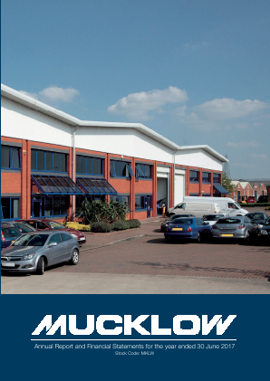 Mucklow(A&J) Group annual report 2017