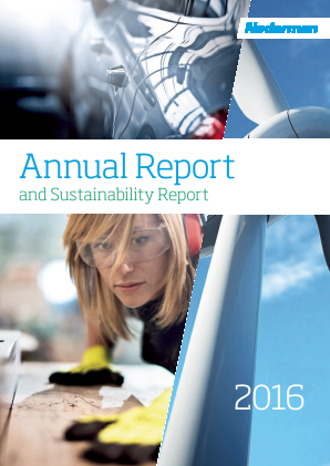 Nederman Holding annual report 2016