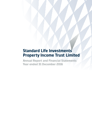 Standard Life Invest Property Income Trust annual report 2017