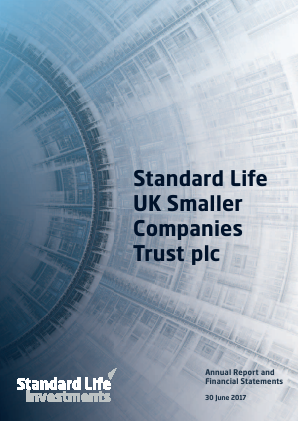 Standard Life UK Smaller Co Trust annual report 2017