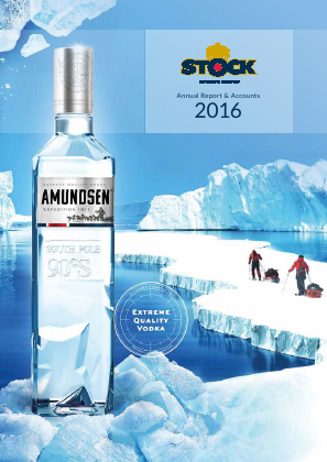 Stock Spirits Group Plc annual report 2016