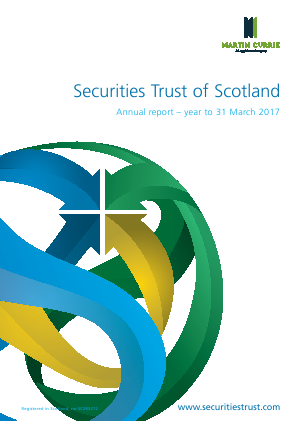Securities Trust Of Scotland annual report 2017