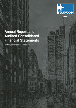 Starwood European Real Estate Finance Ltd annual report 2016