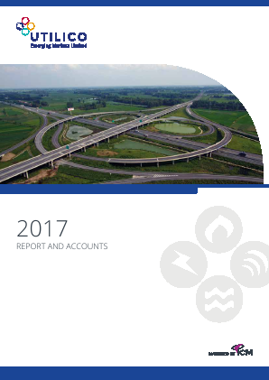 Utilico Emerging Markets Ltd annual report 2017