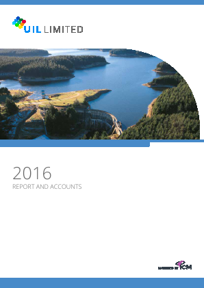 UIL Limited (previously Utilico Investments Ltd) annual report 2016