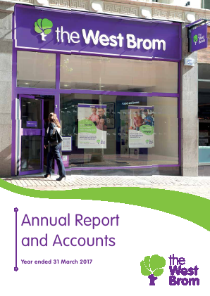 West Bromwich BS annual report 2017